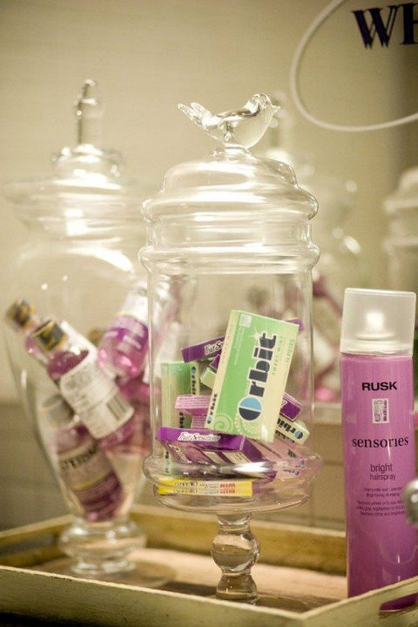 Bathroom Decorations For Wedding : Last minute wedding decor ideas you can pull off in the