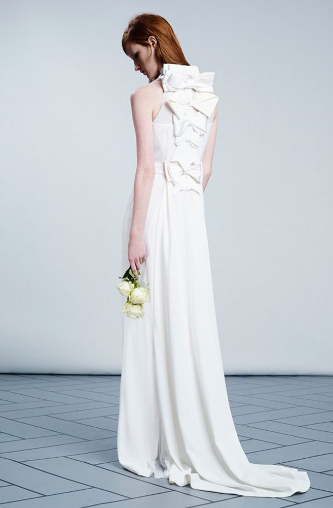 viktor rolf debut bridal collection weddingbells