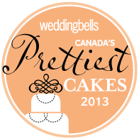 Canadas Prettiest Wedding Cakes