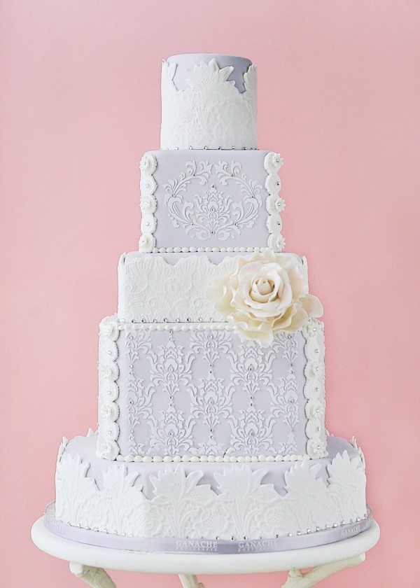 Canada's Prettiest Wedding Cakes For 2013