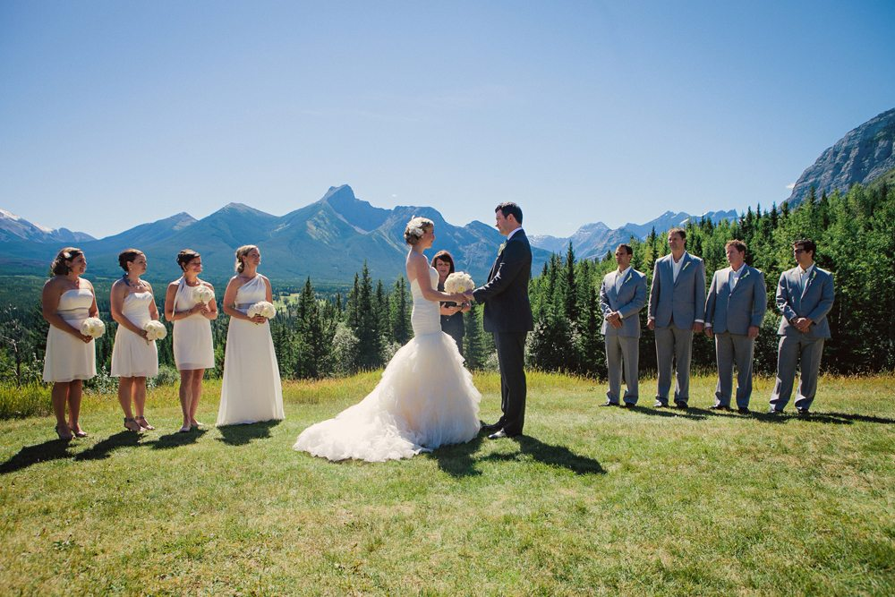 Cool Outdoor Wedding Venues Across Canada