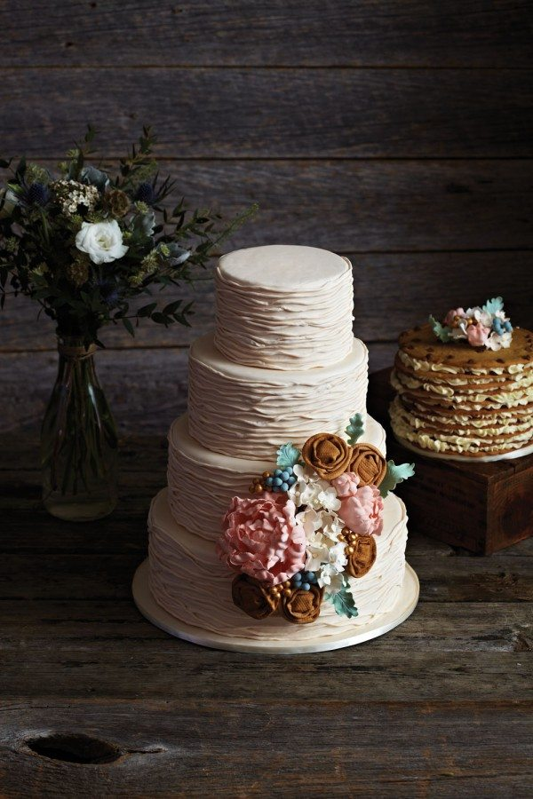 Rustic Barn Weddings Cake Ideas And Designs