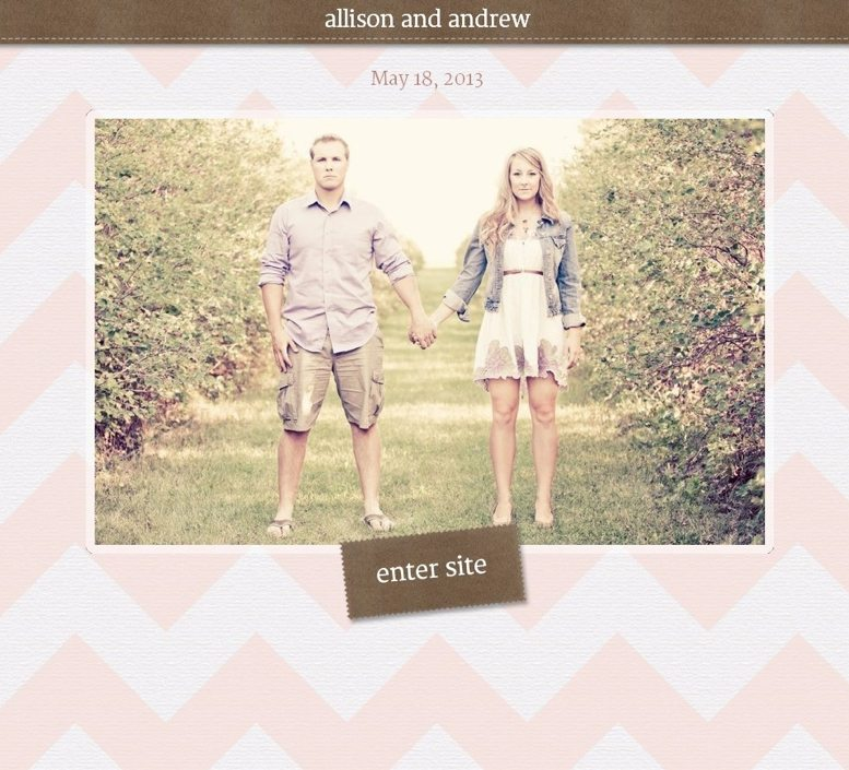 The Best Places To Create A Wedding Website | Weddingbells