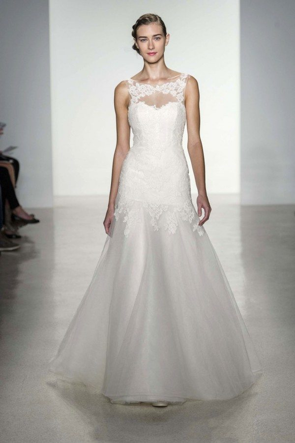Latest Trends For Wedding Dresses Fall 2014 The Best New Wedding Dress