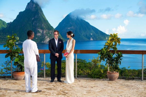 Destination Weddings In St Lucia Your Planning Guide Weddingbells