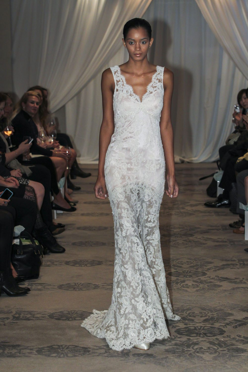 Justina McCaffrey Fall 2014 Wedding Dresses