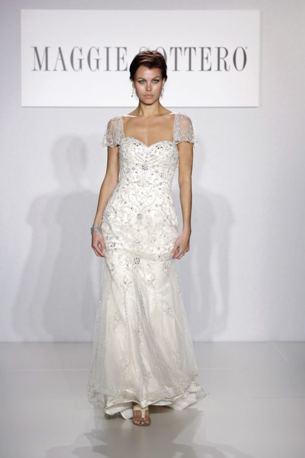 Maggie Sottero Fall 2014 Wedding Dresses | Weddingbells