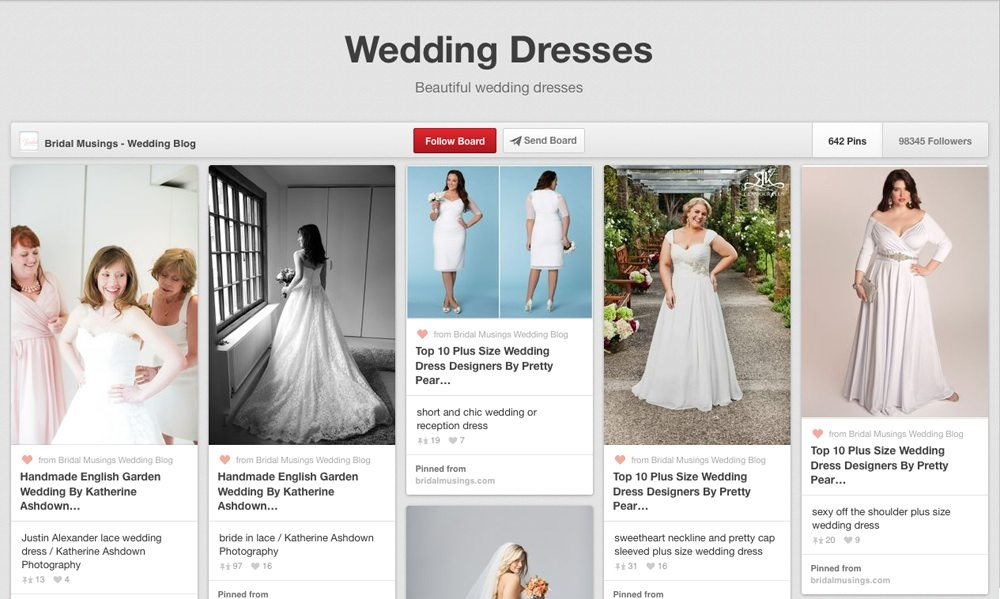 1322fef9355 25 Pinterest Accounts Every Bride-To-Be Should Follow