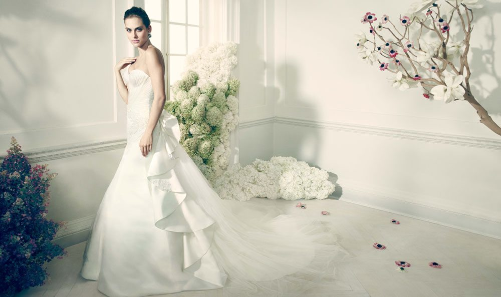 Truly Zac Posen Wedding Dresses Now Available In Canada | Weddingbells