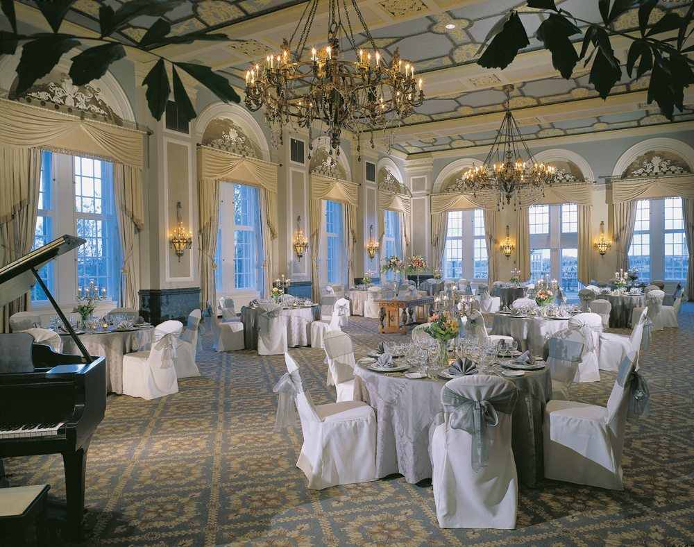 Canadas Loveliest Wedding Venues Of 2014