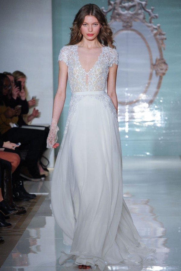 reem acra spring 2015 wedding dresses weddingbells