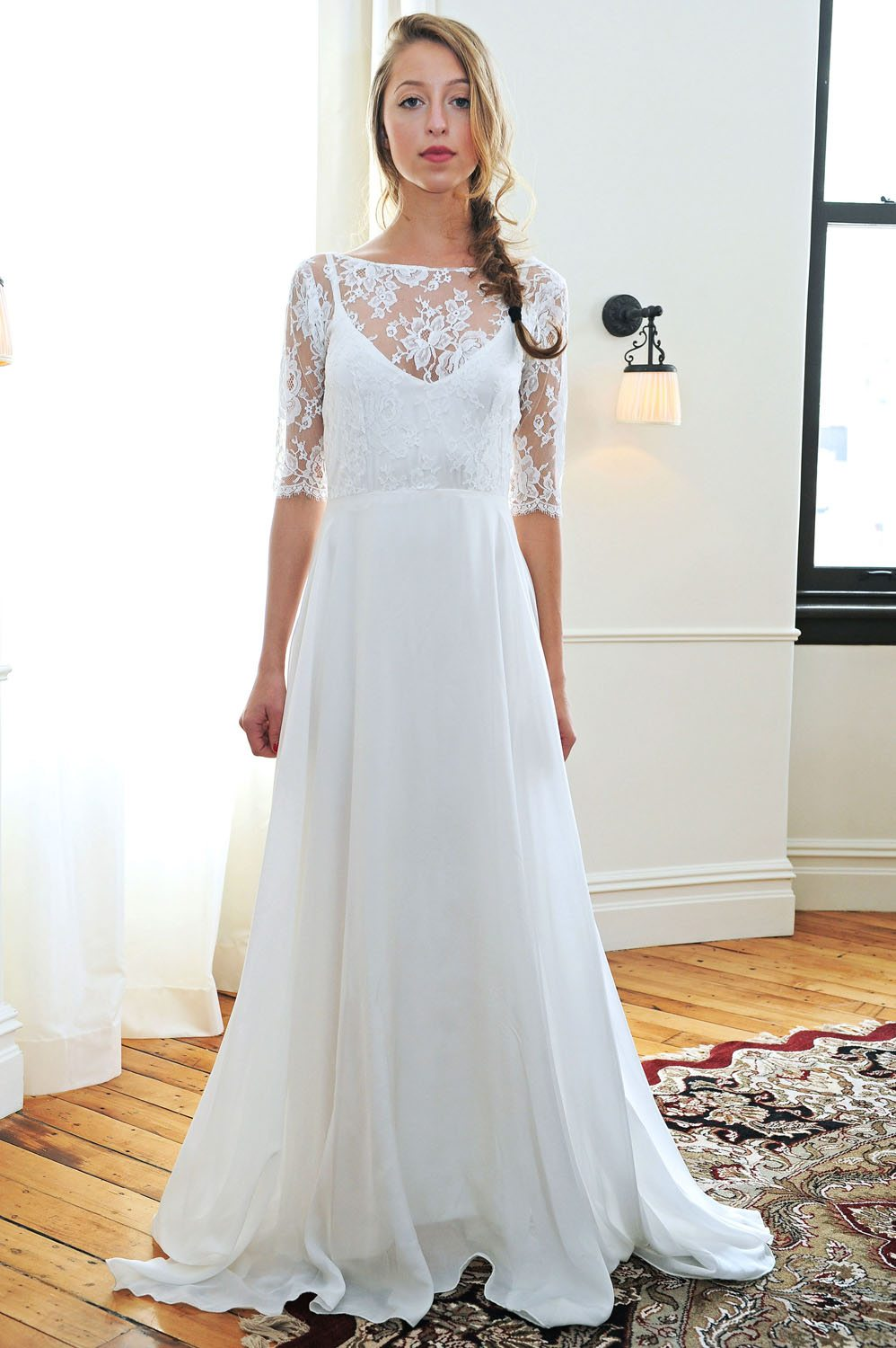 Sarah seven spring 2015 wedding dresses weddingbells ombrellifo Images