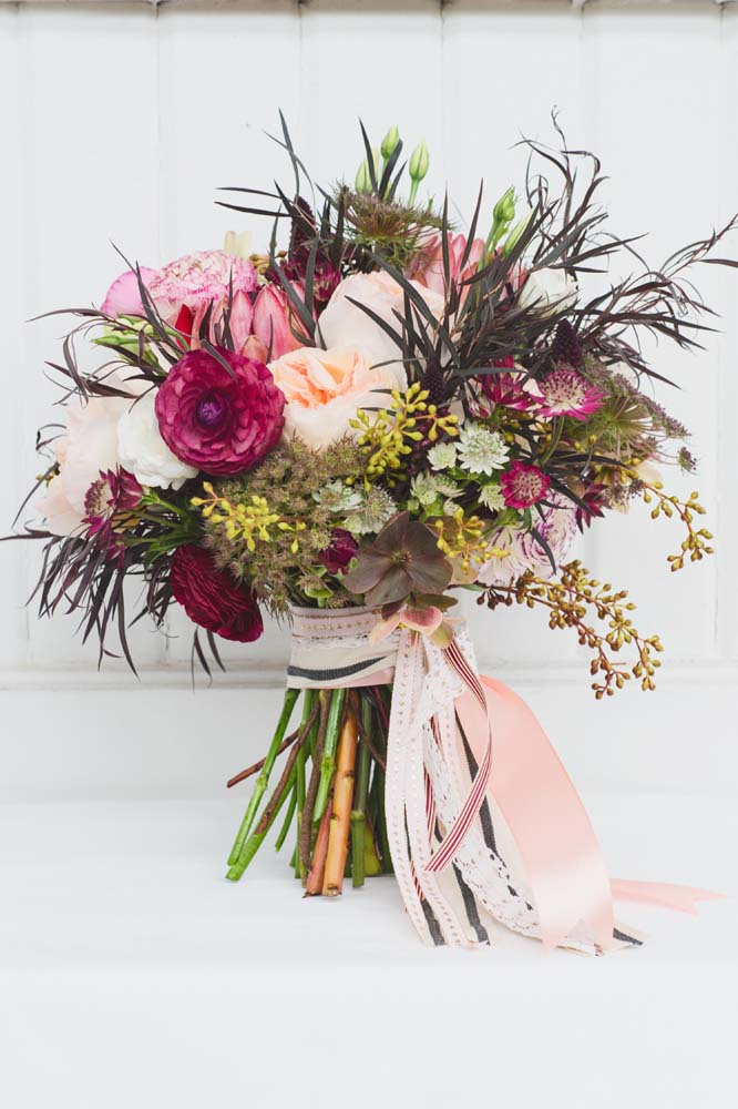 Canada\'s Most Beautiful Bouquets for 2014