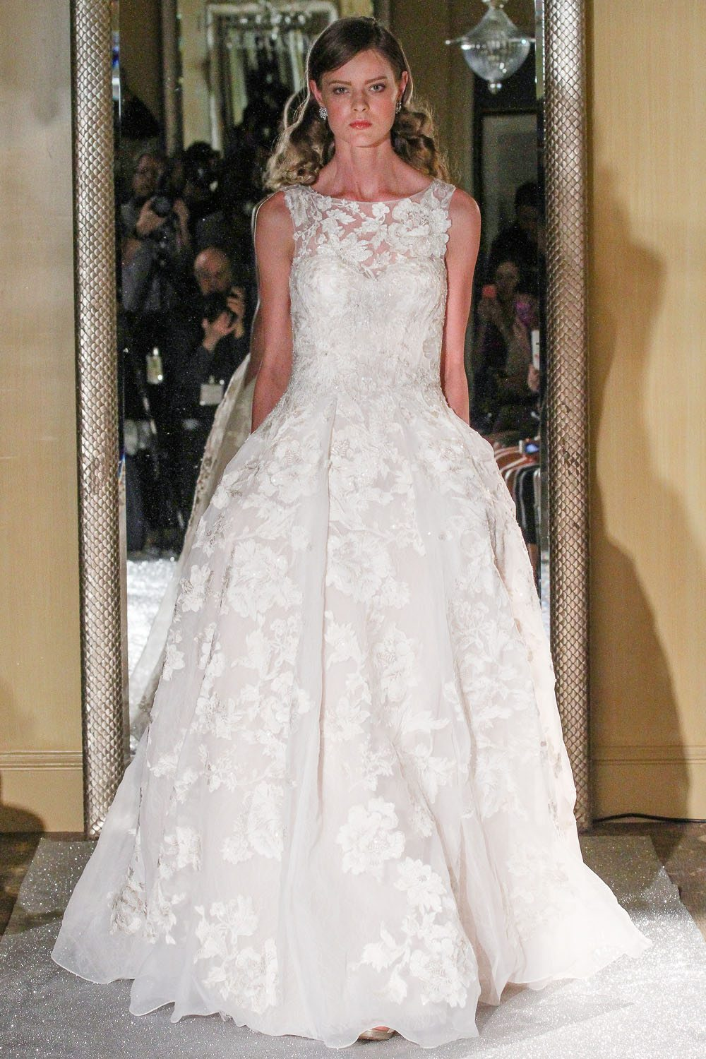 Wedding Oleg Cassini oleg cassini fall 2015 wedding dresses weddingbells