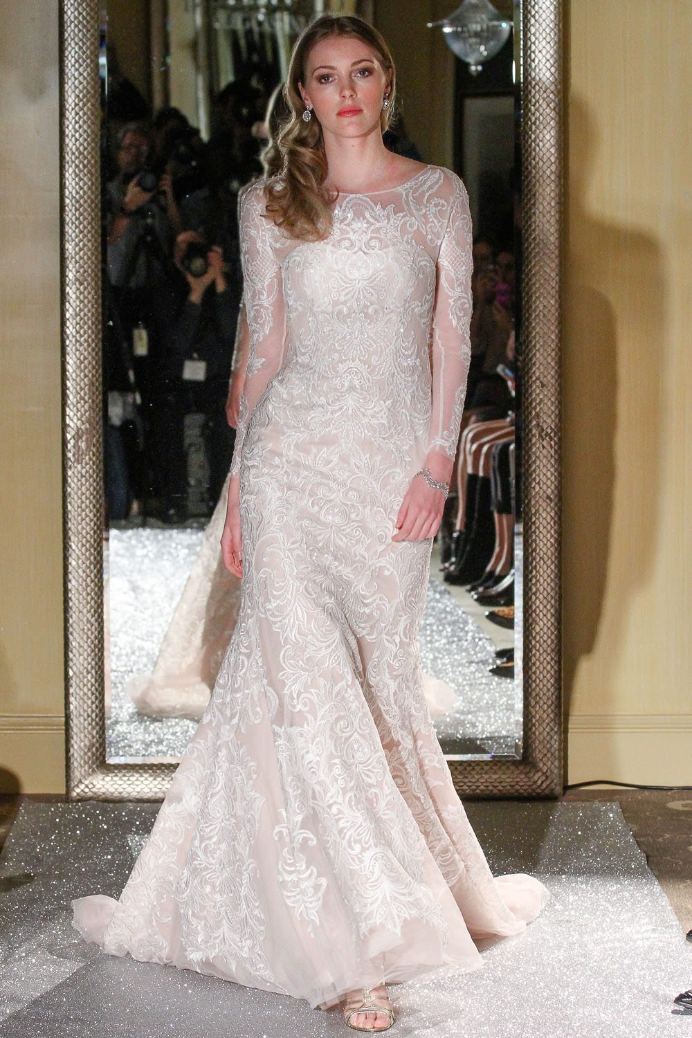 Oleg Cassini Fall 2015 Wedding Dresses | Weddingbells