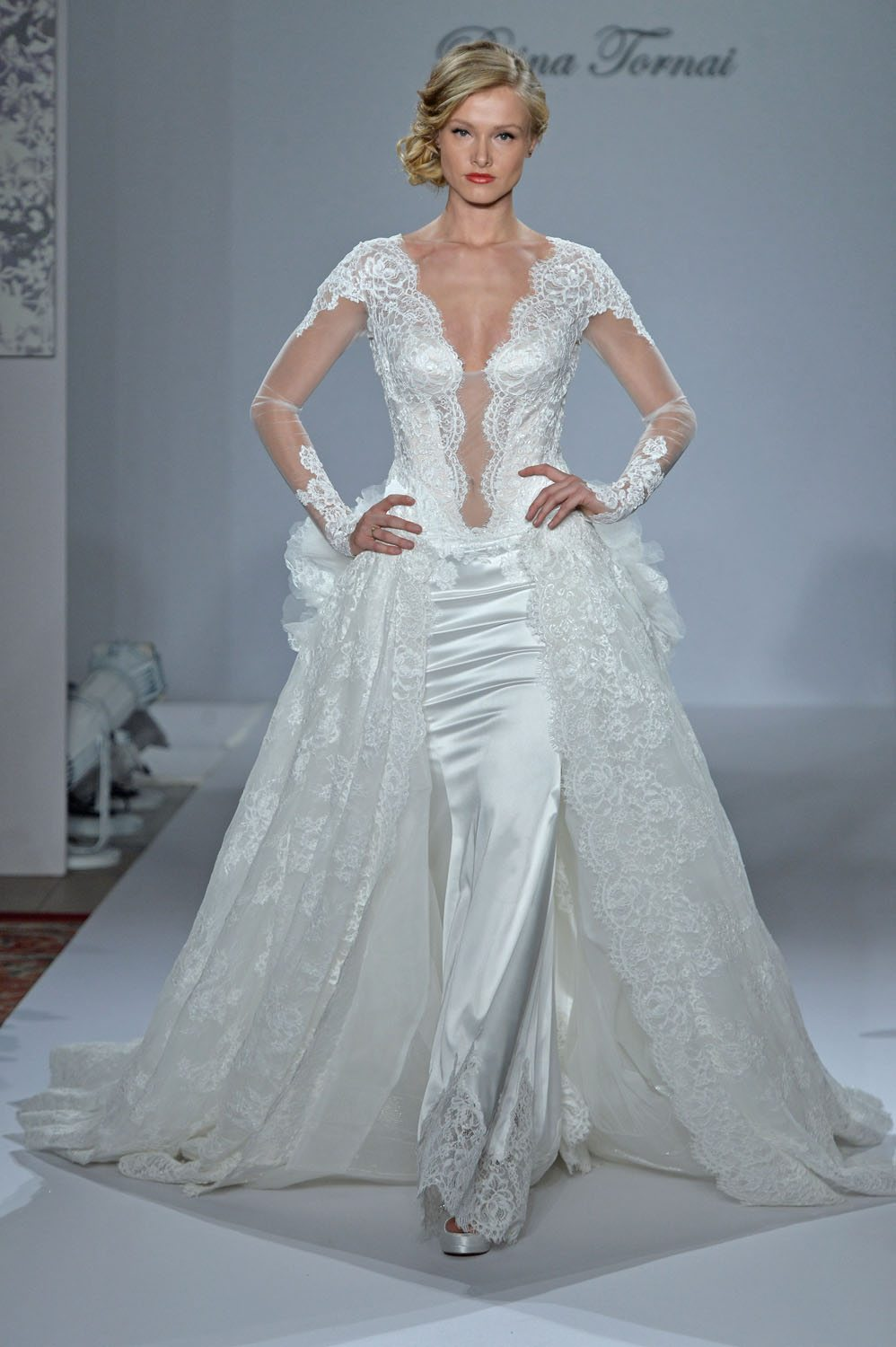 The Top Wedding Dress Trends For Fall 2015 | Weddingbells