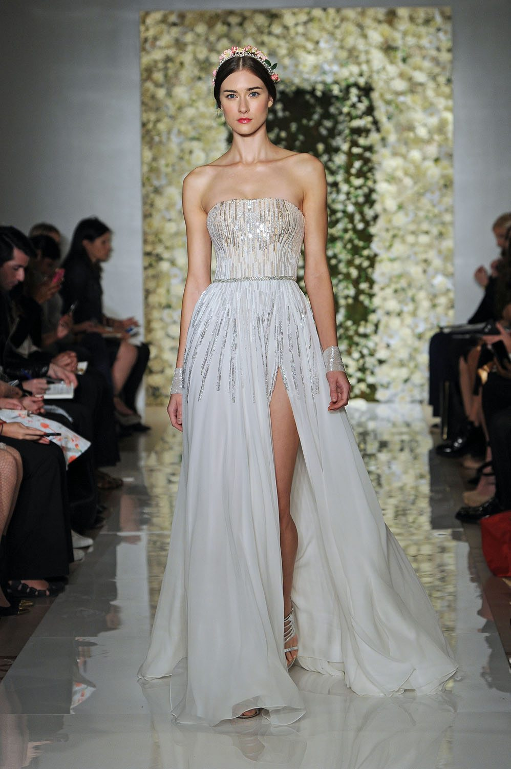 The Top Wedding Dress Trends For Fall 2015 Weddingbells