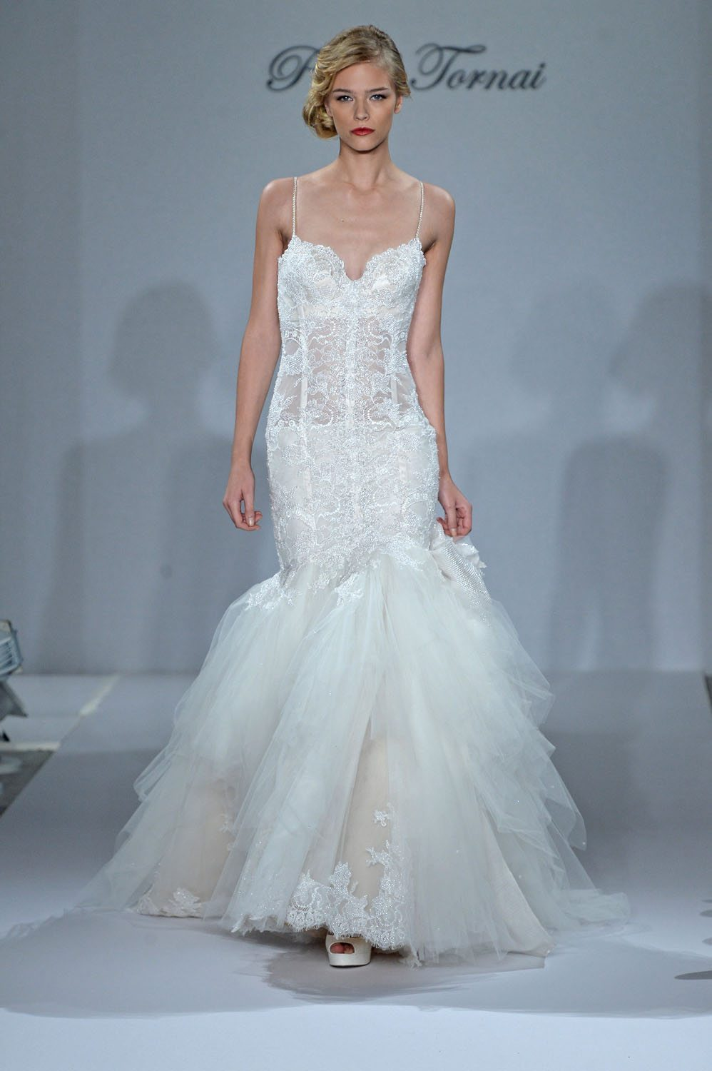 Pnina Tornai Fall 2015 Wedding Dresses | Weddingbells