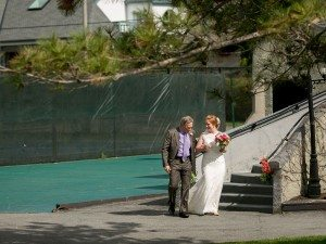 A Romantic Riverside Wedding - father of the bride