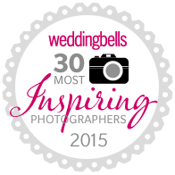 Weddingbells 30 Most Inspiring Photographers 2015