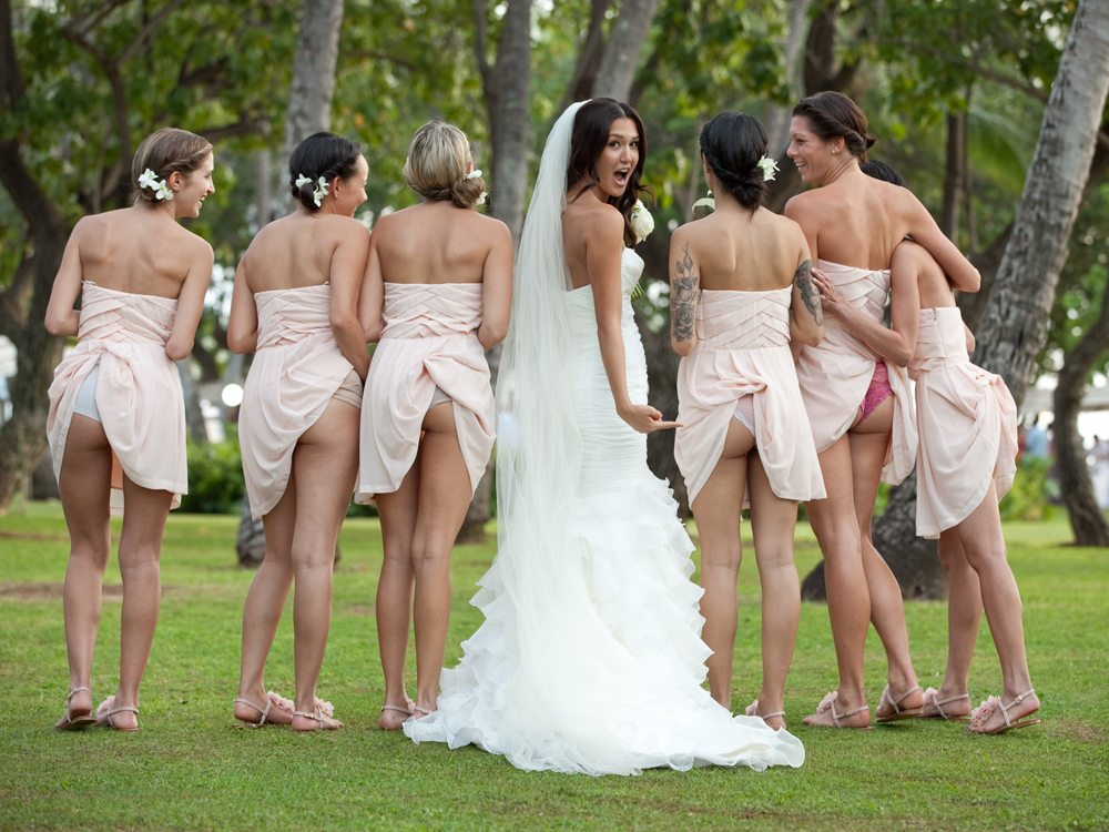 The 30 Worst Wedding Trends Of All Time | Weddingbells