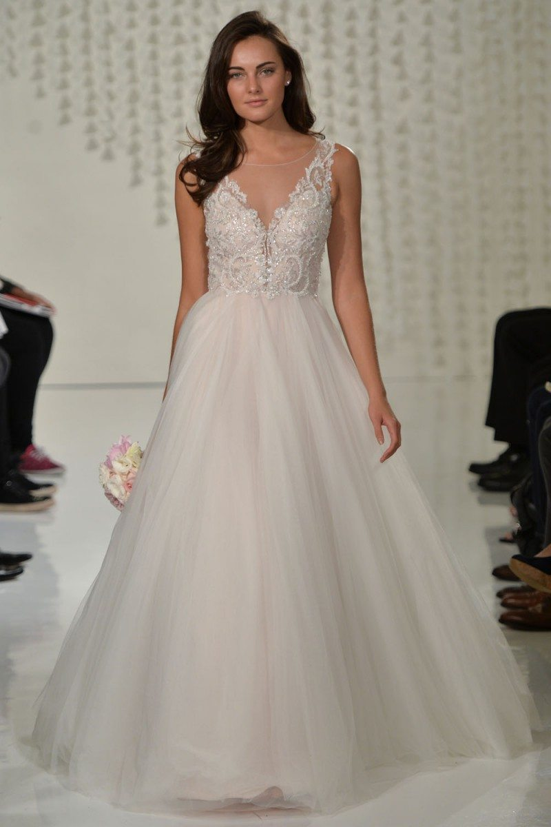 Watters spring 2016 wedding dresses weddingbells ombrellifo Images
