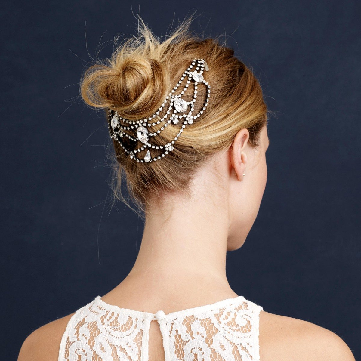 the best bridal hair accessories (and how to wear them) | weddingbells