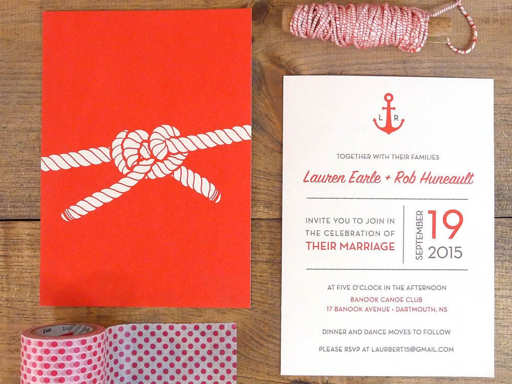 29 Canadian Wedding Stationery Companies You Need To Know About