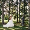 A Dreamy, Whimsical Wedding in Caledon, Ontario - Before First Look