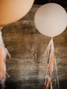 A Dreamy, Whimsical Wedding in Caledon, Ontario - Wedding Balloon Decor