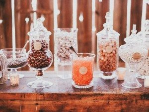 A Dreamy, Whimsical Wedding in Caledon, Ontario - Wedding Candy Favours