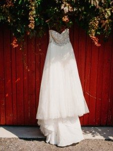 A Dreamy, Whimsical Wedding in Caledon, Ontario - Wedding Gown