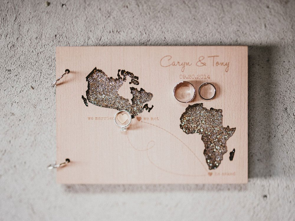A Dreamy, Whimsical Wedding in Caledon, Ontario - Stationery