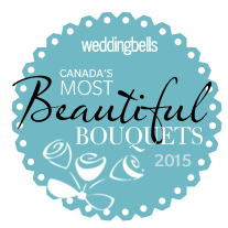 Canada's Most Beautiful Bouquets For 2015