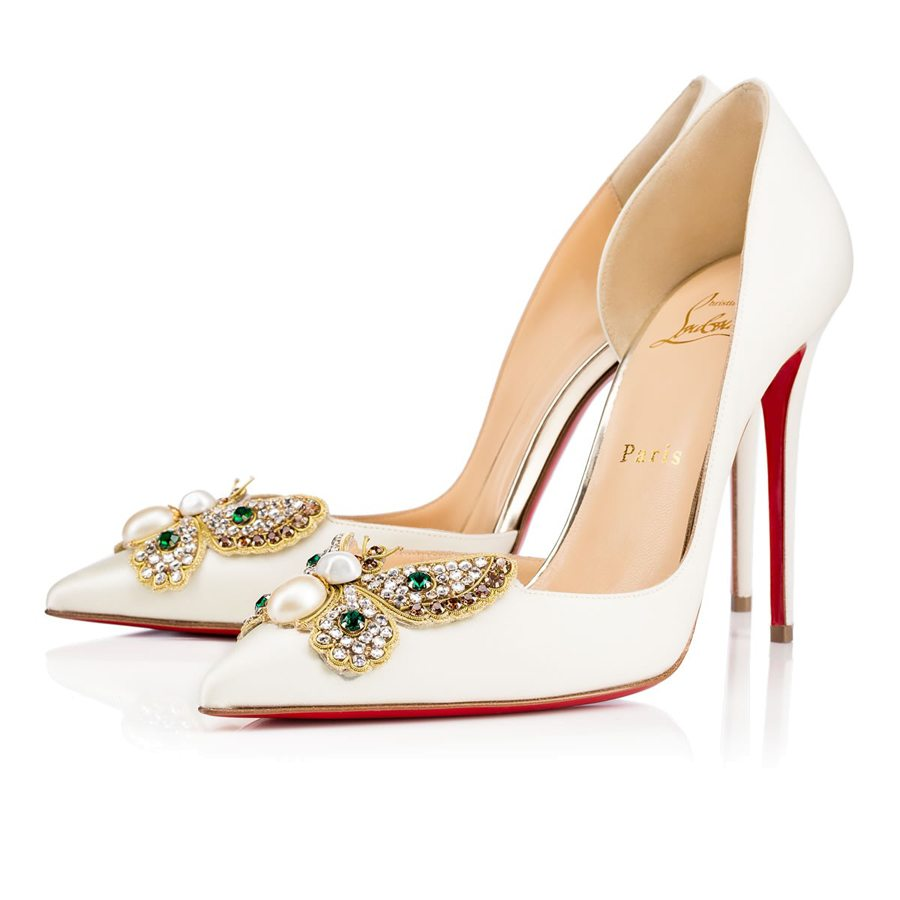 The New It Shoes For 2016 Weddings Weddingbells