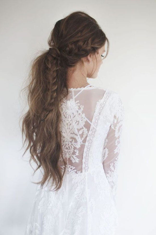 Bridal Hair Trends For 2016 Weddingbells