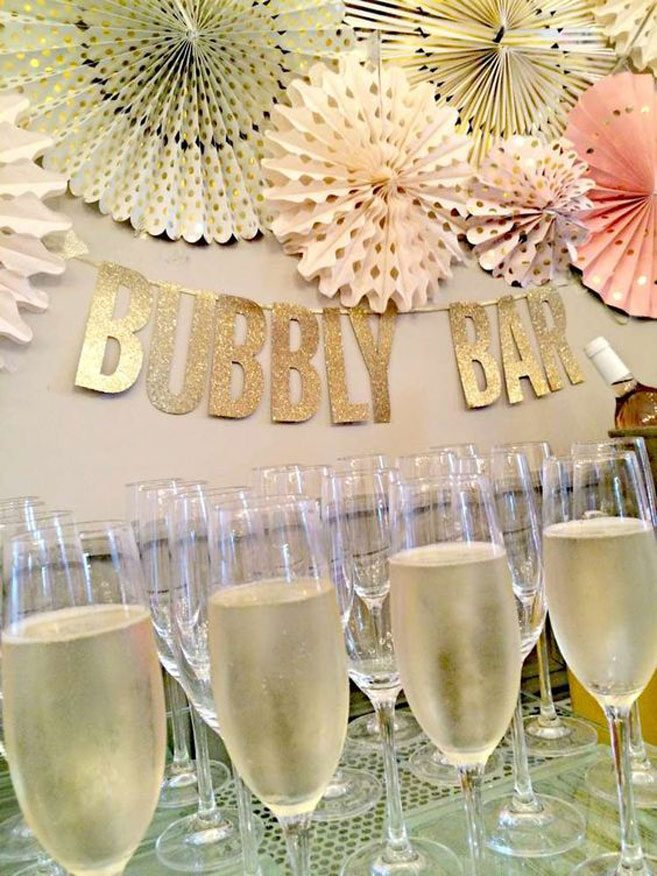 Bridal Shower Decor You Can Reuse On Your Wedding Day Weddingbells