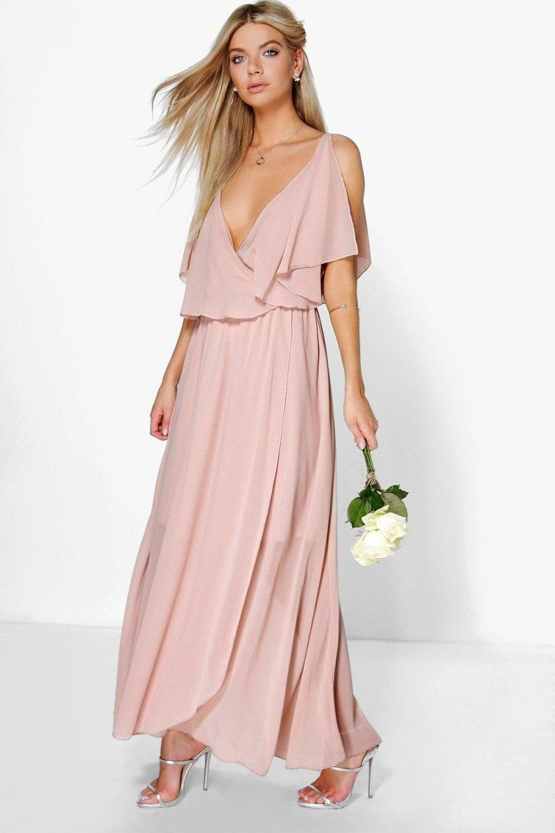 Gorgeous bridesmaid dresses under 200 weddingbells gorgeous bridesmaid dresses under 200 boohoo ombrellifo Images