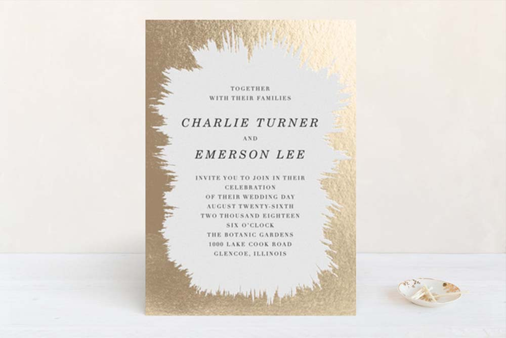 10 New Wedding Invitation Trends You Need To Know About | Weddingbells