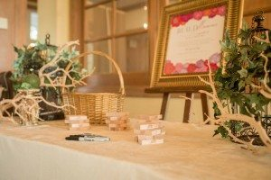 A Colourful and Glamorous Indian Wedding - Tablescape