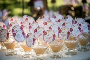 A Colourful and Glamorous Indian Wedding - Drinks