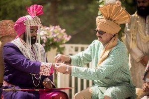 A Colourful and Glamorous Indian Wedding - Groom