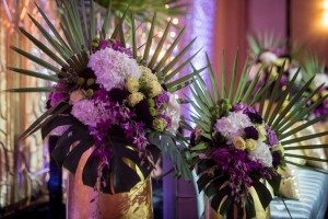 A Colourful and Glamorous Indian Wedding - Flowers