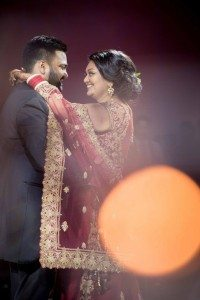 A Colourful and Glamorous Indian Wedding - First Dance