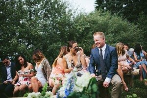 An Elegant Farm Wedding in Creemore - Guests