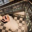 An Elegant, Traditional Wedding in Toronto - Bride and Groom