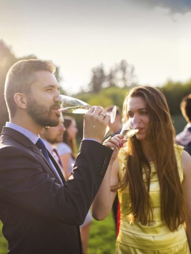 10 Common Wedding Guest-Related Disasters - Brings Plus One Without Asking