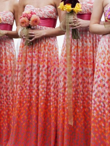 tips for choosing bridesmaids