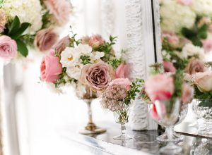 An English Garden Themed Wedding in Vancouver - Flowers