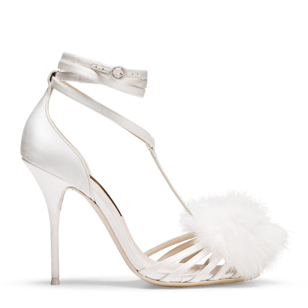 c8e3e7178bbe 10 Bridal Shoes to Perfect Your Wedding Look - Sophia Webster